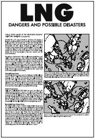 Dangers and Possible Disasters