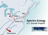 Spectra Energy pipeline expansion